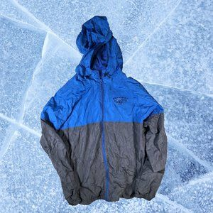 Walt Disney Parks Authentic Hooded Zip Up Jacket